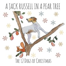 A Jack Russell in a Pear Tree
