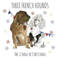Three French Hounds