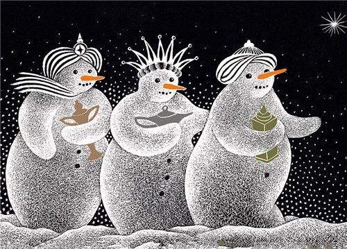 We Three Snow Kings