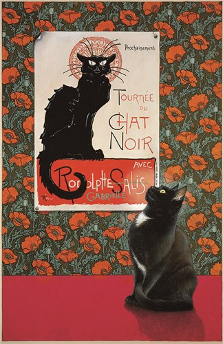 Gabrielle and the Nouveau poster