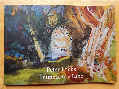 Entrance to a Lane - Peter Hicks