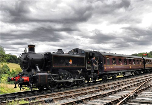 1501 Pulling Coaches